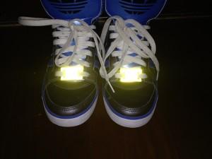 reflector for shoelace - shoe reflector